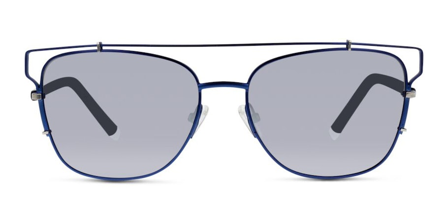 Unofficial UNEM03 Men's Sunglasses Grey/Blue