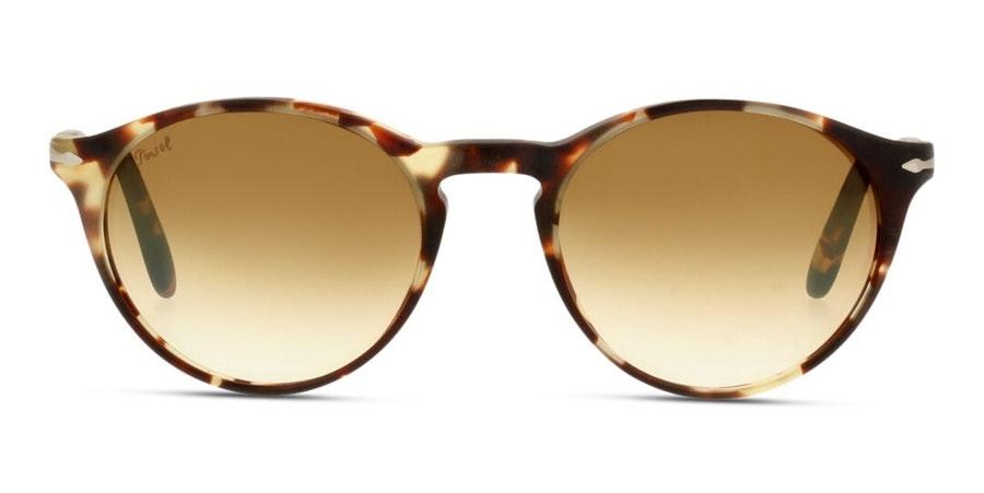Persol PO 3092S Women's Sunglasses Brown/Tortoise Shell