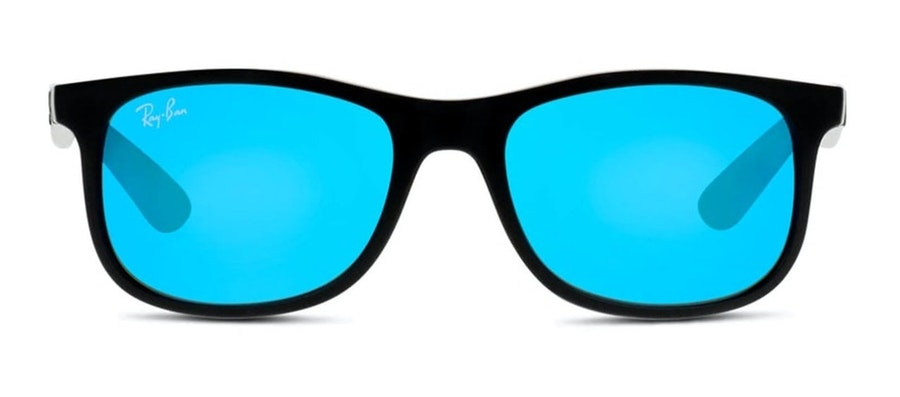 Ray-Ban Juniors RJ9062S Children's Sunglasses Blue/Black