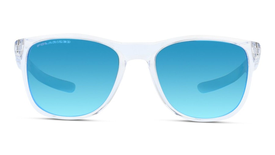 Oakley Trillbe X OO 9340 Men's Sunglasses Violet/Transparent
