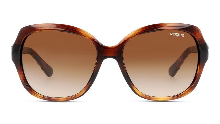 Vogue VO 2871S Women's Sunglasses Brown/Tortoise Shell