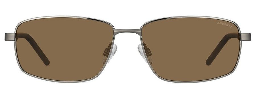 Polaroid PLD 2041/S Men's Sunglasses Brown/Grey