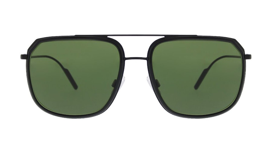 Dolce & Gabbana DG 2165 Men's Sunglasses Green/Black