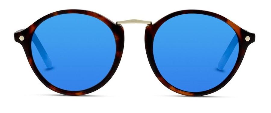 In Style IS FU02 Unisex Sunglasses Blue/Tortoise Shell