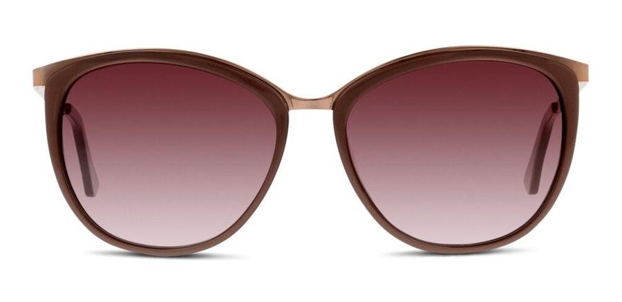 C-Line GF06 Women's Sunglasses Brown/Brown
