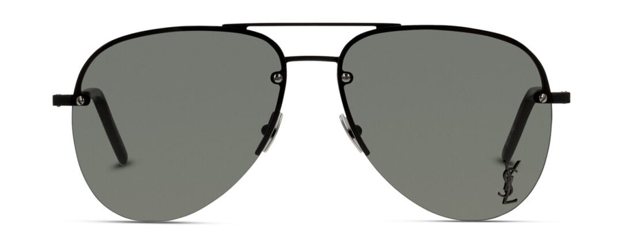 Saint Laurent Classic SL 11 M Men's Sunglasses Grey/Black