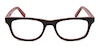 Kickers 125 Children's Glasses Brown