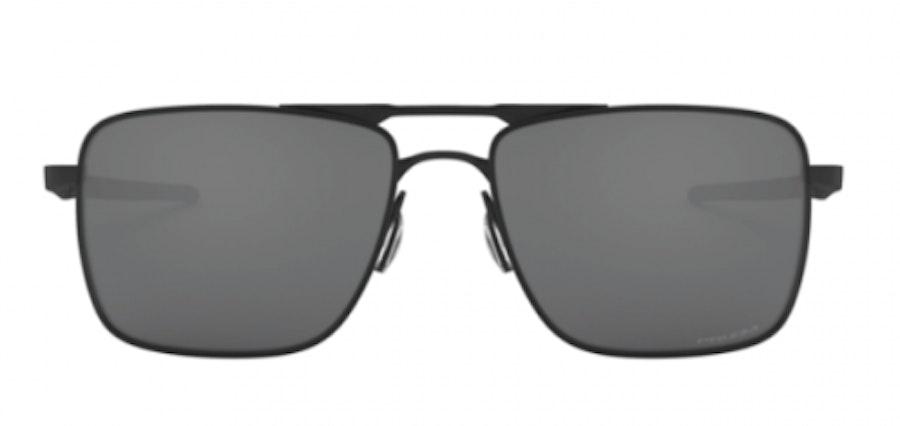 Oakley Gauge 6 OO6038 Men's Sunglasses Silver/Black