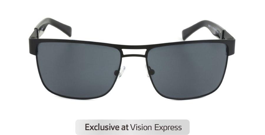 Barbour BS057 Men's Sunglasses Grey/Black