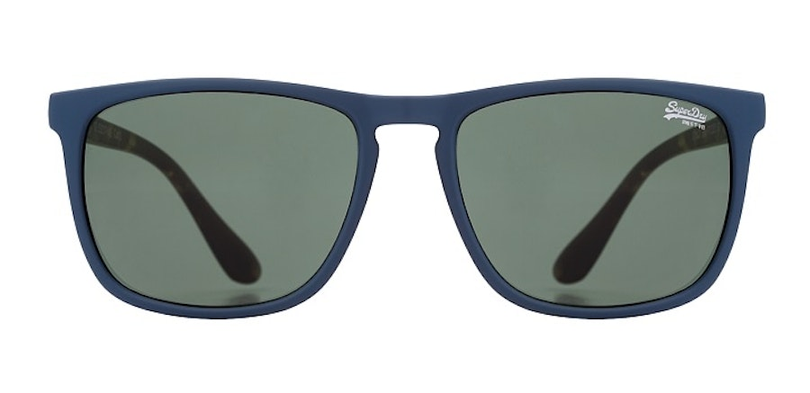 Superdry Shockwave 106 Men's Sunglasses Green/Blue