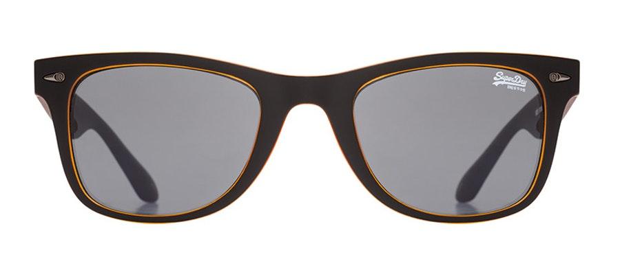 Superdry Rookie 104 Men's Sunglasses Grey/Black