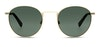 Tommy Hilfiger TH1572/S Unisex Sunglasses Green/Gold