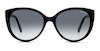 Tommy Hilfiger TH1573/S Women's Sunglasses Grey/Black