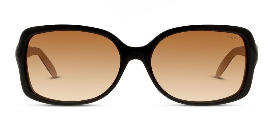 Ralph by Ralph Lauren RA 5130 Women's Sunglasses Brown/Black