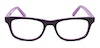 Kickers 125 Children's Glasses Violet