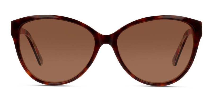C-Line IF05 Women's Sunglasses Brown/Brown