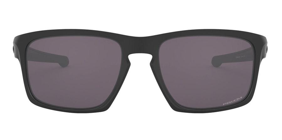 Oakley Sliver OO 9262 Men's Sunglasses Grey/Black