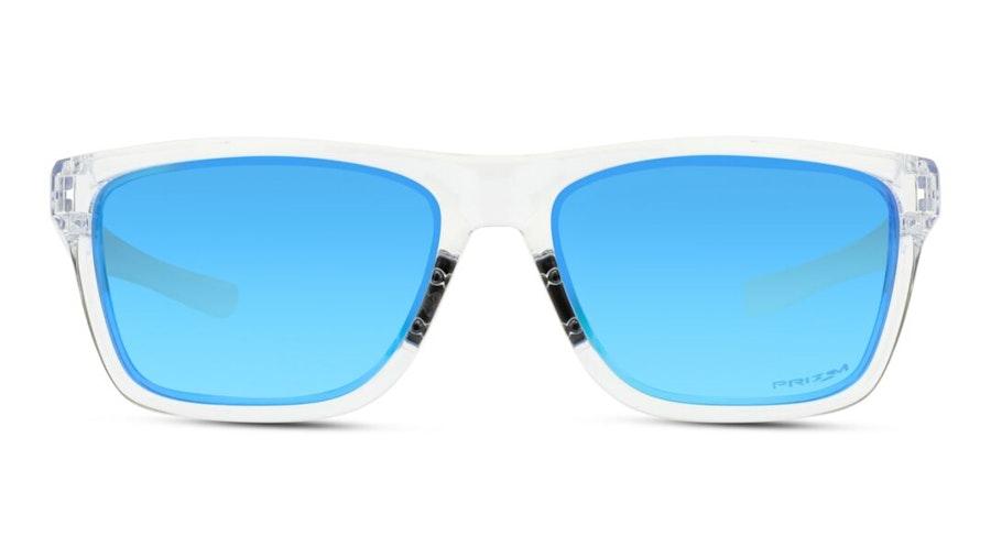 Oakley Holston OO 9334 Men's Sunglasses Violet/Transparent