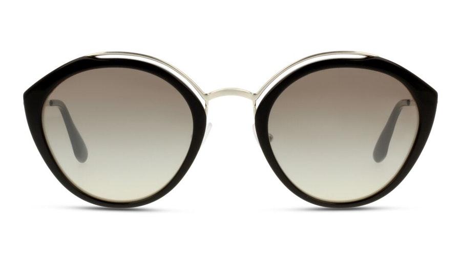 Prada PR 18US Women's Sunglasses Silver/Silver