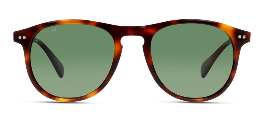 Heritage HS JM00WC Men's Sunglasses Green/Tortoise Shell