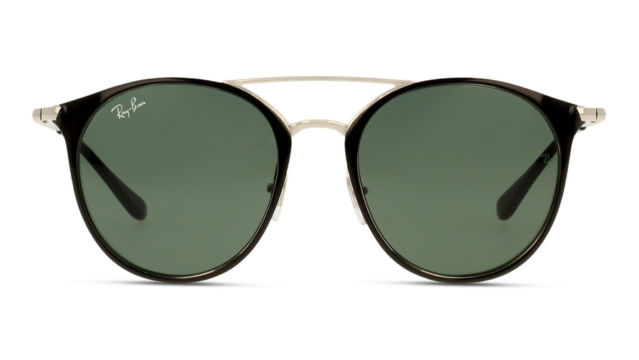 Ray-Ban Juniors RJ9545S Children's Sunglasses Green/Black
