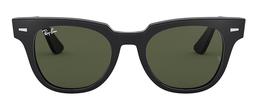 Ray-Ban Meteor RB2168 Unisex Sunglasses Green/Black