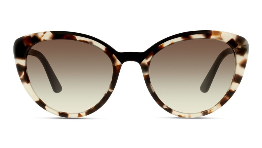 Prada PR02VS Women's Sunglasses Grey/Tortoise Shell