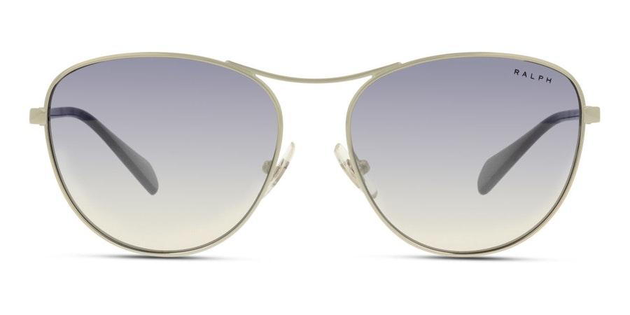 Ralph by Ralph Lauren RA 4126 Women's Sunglasses Grey/Silver