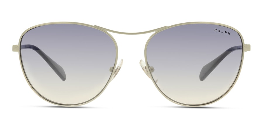 Ralph by Ralph Lauren RA4126 Women's Sunglasses Grey/Silver