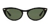 Ray-Ban Nina RB 4314N Women's Sunglasses Green/Black
