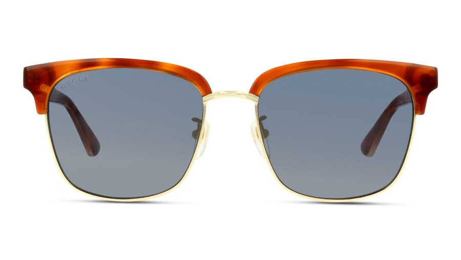 Gucci GG 0382S Men's Sunglasses Blue/Tortoise Shell