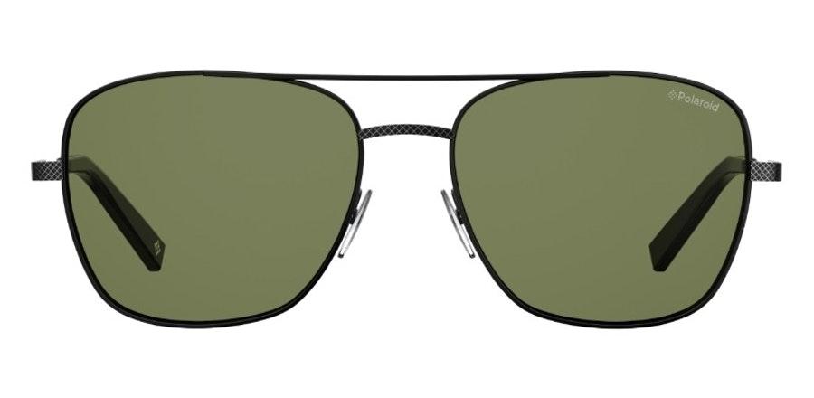 Polaroid PLD 2068/S Men's Sunglasses Green/Black