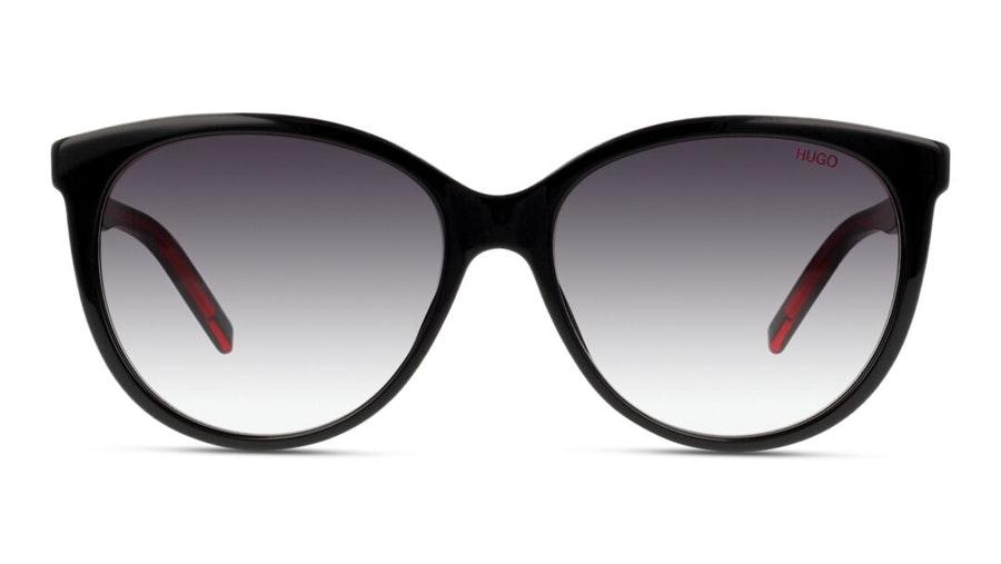 Hugo by Hugo Boss 1006/S Women's Sunglasses Grey/Black