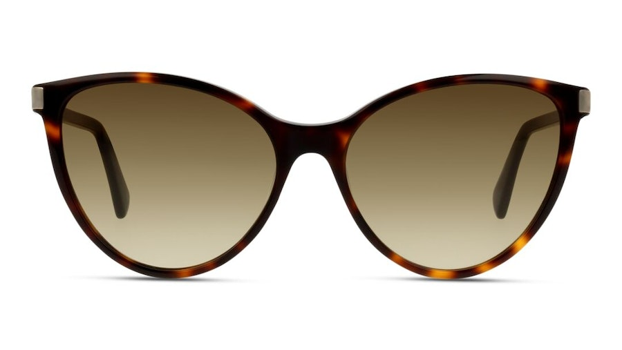 Longchamp LO624S Women's Sunglasses Brown/Tortoise Shell