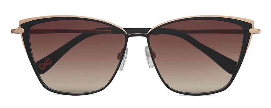 Ted Baker Danica TB 1548 Women's Sunglasses Grey/Black