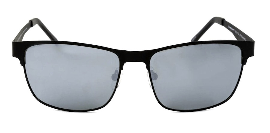Dunlop 39 Men's Sunglasses Grey/Black