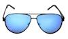 Dunlop 31 Men's Sunglasses Blue/Blue
