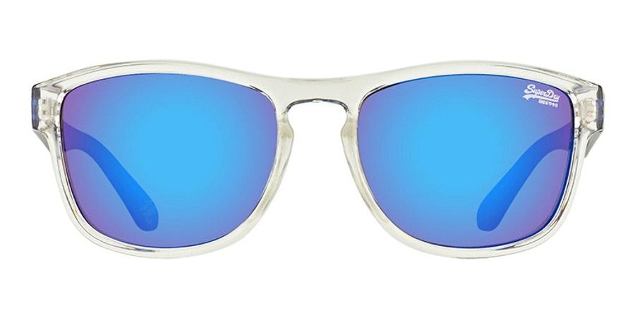 Superdry Rockstar 175 Men's Sunglasses Blue/Transparent