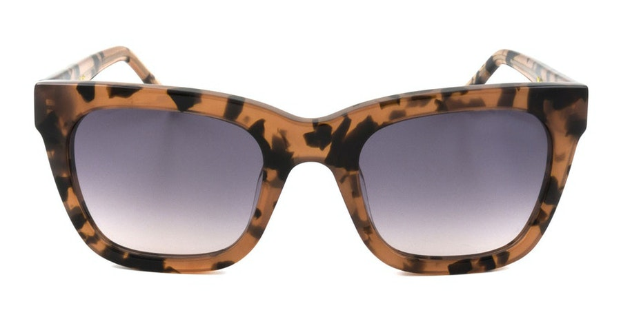 Whistles Aria WHS023 Women's Sunglasses Brown/Tortoise Shell