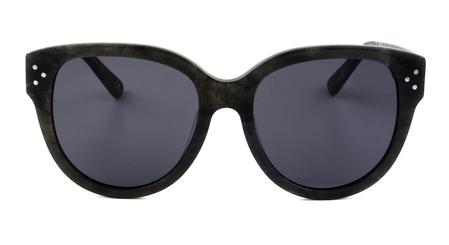 Whistles Jean WHS019 Women's Sunglasses Grey/Grey