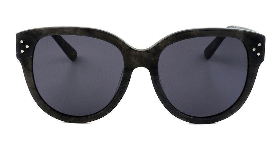 Whistles Jean WHS019 Women's Sunglasses Grey / Grey
