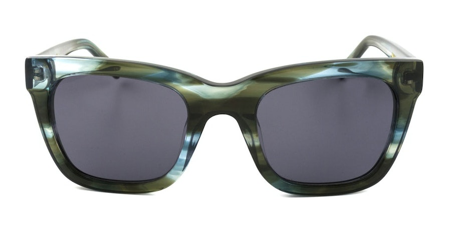 Whistles Aria WHS023 Women's Sunglasses Grey/Green