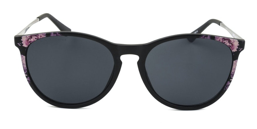 Lipsy 505 Women's Sunglasses Grey/Black