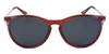 Lipsy 505 Women's Sunglasses Grey/Red