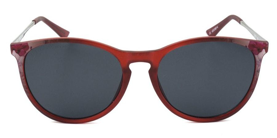 Lipsy 505 Women's Sunglasses Grey/Red