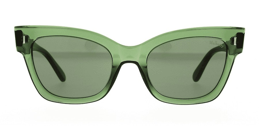 Mulberry SML003 Women's Sunglasses Green/Green