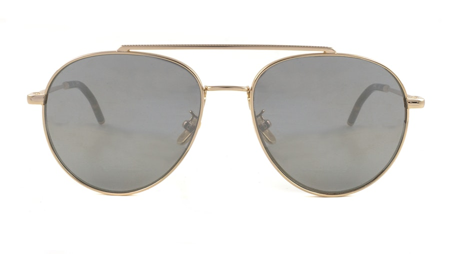 Mulberry SML 009 Women's Sunglasses Grey/Gold