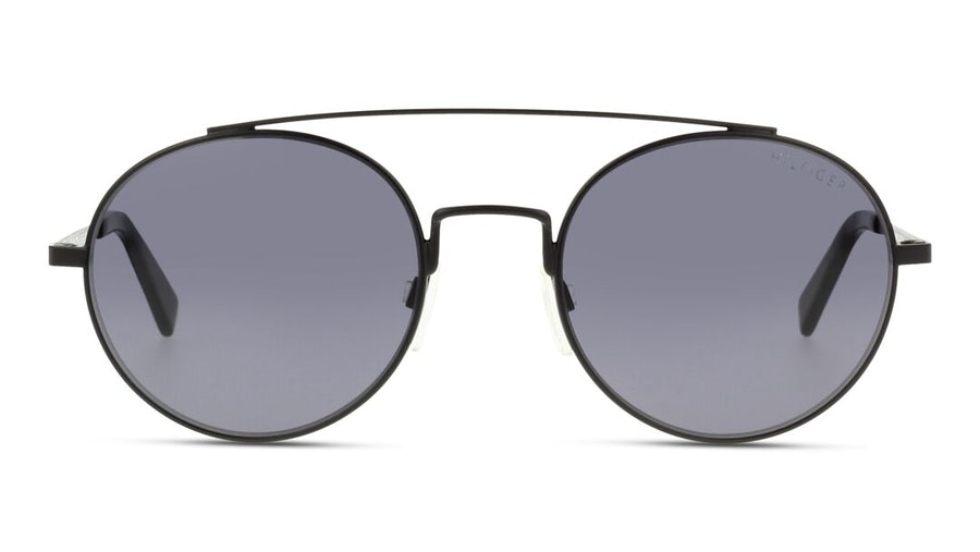 Tommy Hilfiger TH 1664/S Unisex Sunglasses Grey/Black