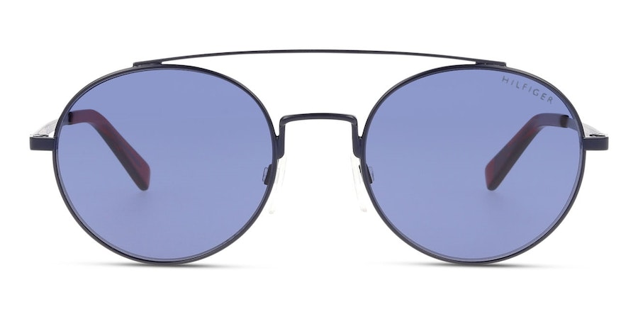 Tommy Hilfiger TH 1664/S Unisex Sunglasses Blue/Blue