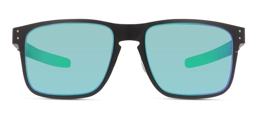 Oakley Holbrook Metal OO4123 Men's Sunglasses Green/Black
